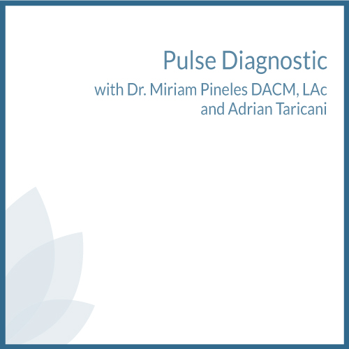 Pulse Diagnostic
